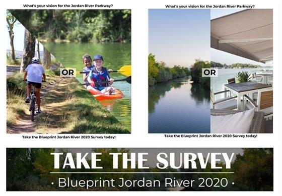 Take the Survey-Blueprint Jordan River 2020