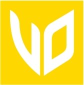 Yellow Venture Out! VO logo