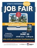 Utah Statewide Virtual Job Fair