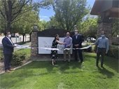 Millcreek Meadows Assisted Living Ribbon Cutting