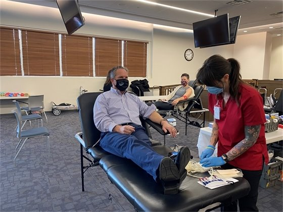 Millcreek Critical Needs Blood Drive