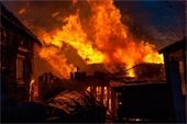 Arson ruled out as cause of major fire in Millcreek.