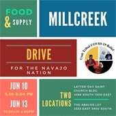 Food and Supply Drive for the Navajo Nation