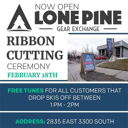 Lone Pine Gear Exchange