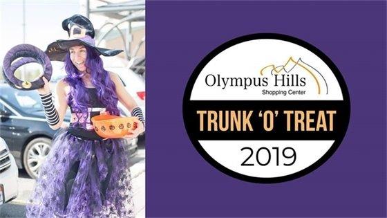 Olympus Hills Shopping Center Trunk 'O' Treat 2019