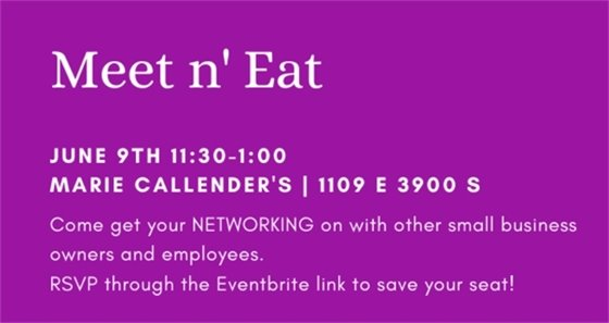 Millcreek Social Distanced Meet n' Eat