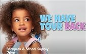 Granite School District Backpack and School Supply Drive