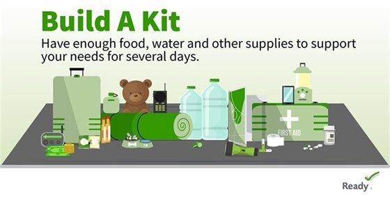 Build A Kit Emergency Prep