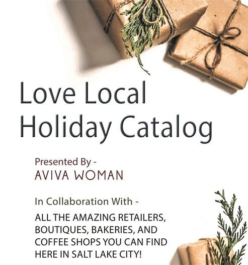 Love Local Holiday Catalog