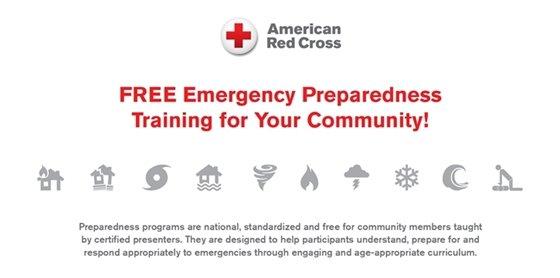 Free Emergency Preparedness Training for Your Community