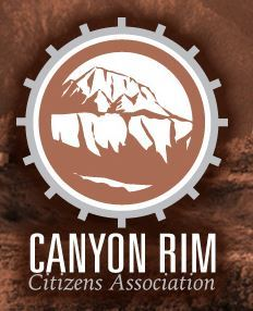 Canyon Rim Citizens Association Logo
