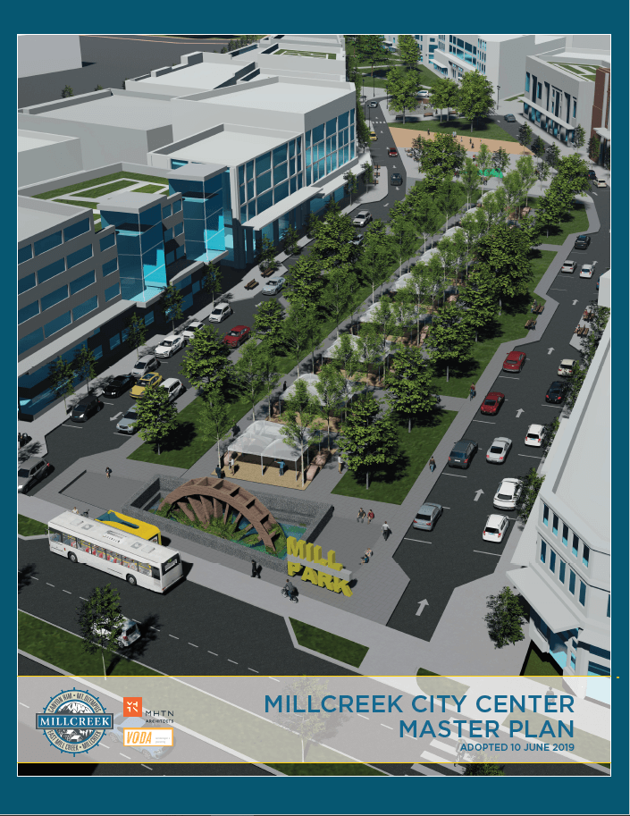 Adopted City Center Plan